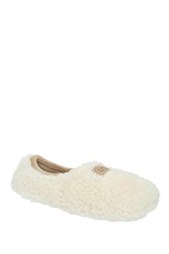 UGG Women's Birche Slipper, Natural, 5 B US