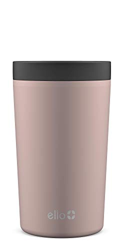 Ello Jones Stainless Steel Travel Coffee Mug (Rosegold(11oz))