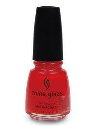 Nail Orange Polish China Glaze - China Glaze Nail Polish - Pure Torture - 0.5 oz