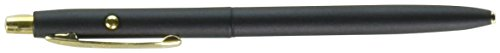 Fisher Space Matte Black Shuttle Space Pen, CH4B