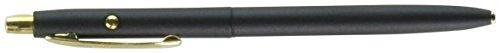 Fisher Space Matte Black Shuttle Space Pen, CH4B Black Matte Space Pen