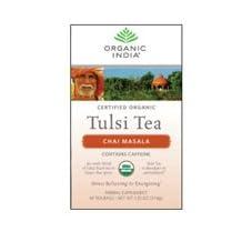 Organic India Organic Tulsi Tea, Chai Masala 18 ct (Pack of 2)