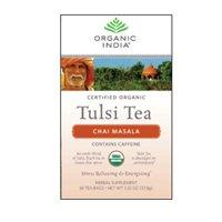 Organic India Chai Masala Tulsi Tea - 18 per pack - (6 ()