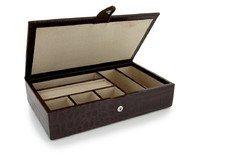 Artikle Leather Corporate Leather Jewellery Box