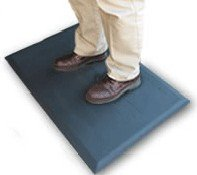 Smartcell 2ft. x 3ft. Anti Fatigue Mat 2X3BK by Smart Cell