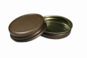 EAP Innovations Rustic Lid for Regular Mouth Mason Jar Case of 1000