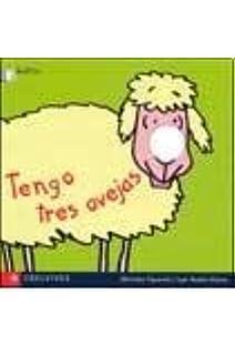 Tengo tres ovejas/I have three sheep (Deditos, 2) (Spanish Edition