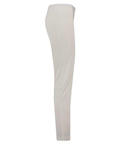 Bianco Damen pantaloni Bianco