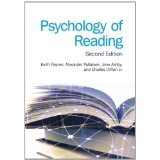 Read Online Psychology of Reading: 2nd Edition [PAPERBACK] [2011] [By Keith Rayner] PDF