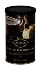 - Private Selection Toasted Marshmallow Hot Cocoa Made with Belgian Chocolate Mix 14oz, pack of 1