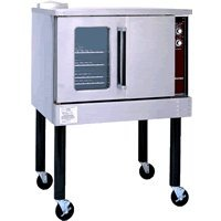 Southbend BGS/12SC Single Deck 54,000 BTU Convection Oven by South Bend