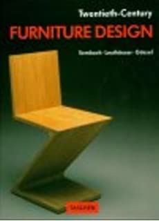 Twentieth Century Furniture Design (Big Art Series)