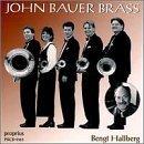 Plays Sondheim by John Bauer Brass, Hallberg (1998-04-28)