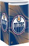 NHL Edmonton Oilers Counter Top Refrigerator, 3.2 Cubic Feet