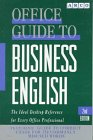 Office Guide to Business English, Margaret A. Haller, 067189661X