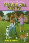 Trouble Will Find You, Joan M. Lexau, 0380725657