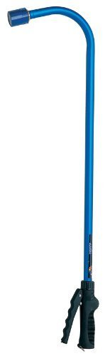 Dramm 12900 Touch-N-Flow Hanging Basket Rain Wand 36-Inch Length, Blue by Dramm ()