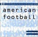 American Football Single, EP Edition by American Football (1998) Audio CD