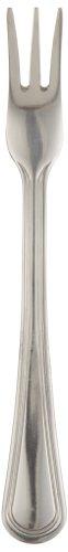 Adcraft Stainless Steel Fork - Adcraft AV-OF 5-1/2 Inch Length, Mirror Finish, 18-8 Stainless Steel Flatware Avalon Oyster Fork (Pack of 12)
