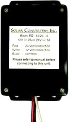 SOLAR CONVERTERS PPT 12/6V 5A Battery Equalizer- PPT 12/6 5R6 by Solar Converters