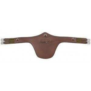 Ovation Leather Belly Guard Girth 50