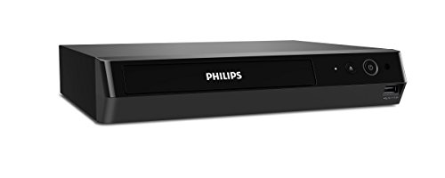 Philips 4K UHD Blu-Ray/DVD Player BDP5502/F7 (Ray Philips Blue Player)