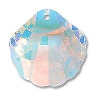 (Swarovski Seashell 6723 16mm Crystal AB (Package of 1))