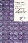 Soziales Handeln: Einführung in die Philosophie der Sozialwissenschaft. Aus dem Englischen übersetzt von Joachim Schulte