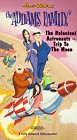 The Addams Family: The Reluctant Astronauts - Trip to the Moon [VHS]