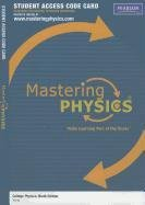 MasteringPhysics -- Standalone Access Card -- for College Physics (Mastering Physics (Access Codes))