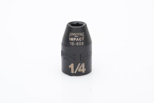 Armstrong 11/16 3/8dr 6pt Std Armstrong Impact - Std Armstrong Socket
