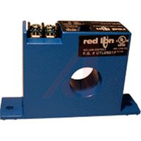 Red Lion CTL2002S Current Transducer AC 100-200 Amp to 4-20 mA Split Case