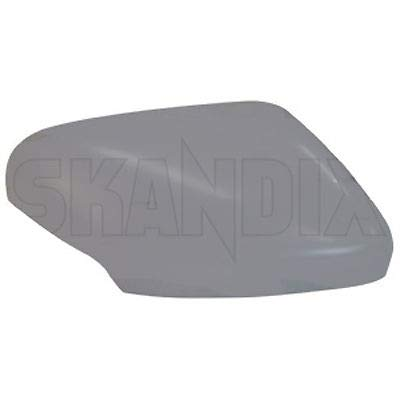 S40, V50 (04-06) C70 (06-07) Right Hand Wing Door Mirror Back Cover Casing