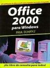 Office 2000 para Windows para Dummies, Y. Parker Wang, Roger C. Parker, 9580454310