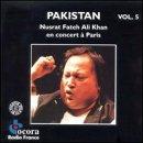 Ali Khan Concert(Nusrat Fateh Ali Khan)