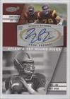 Matt Ryan; Sam Baker Matt Ryan (Football Card) 2008 SAGE Squared - Autographs #A-9B