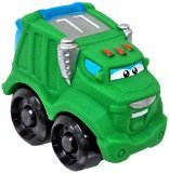 chuck toy truck - Tonka Chuck& Friends Classic Vehicle Rowdy The Garbage Truck