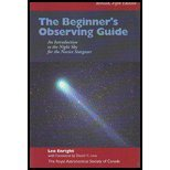 Beginner's Observing Guide: An Introduction To The Night Sky For The Novice Stargazer