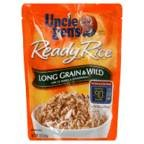 Uncle Ben's Ready Rice, Long Grain & Wild Rice, 8.8-Ounce Pouches (Pack of 12)