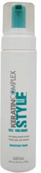 - Unisex Keratin Complex Keratin Complex Style Boosting Foam 1 pcs sku# 1789384MA