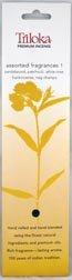 Triloka Premium Aromatherapy Incense - Assorted Fragrances Group 1