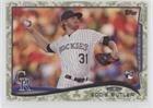 Eddie Butler #71/99 (Baseball Card) 2014 Topps Update Series - [Base] - Camo #US-262