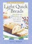 Light Quick Breads, Sigal Seeber, 0517705524