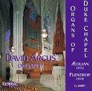 Organ of Duke Chapel