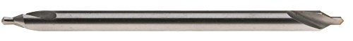 CDL-2-4#2x4 Long Combined Drill and Countersink, High Speed Steel - 2 High Speed Steel Drills