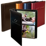 Tribeca Grand Photo Album 50 QUANTITY- $26.35 EACH /PROMOTIONAL PRODUCT / BULK / BRANDED with YOUR LOGO / CUSTOMIZED by AYWP
