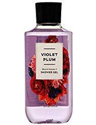 Bath & Body Works Violet Plum Shower Gel, 10 Ounce