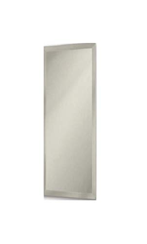 Jensen 768P34WH 12in x 36in Recessed Medicine Cabinet with Beveled Mirror (Narrow Mirrors)