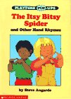 The Itsy Bitsy Spider: And Other Hand Rhymes (Playtime Pop-ups)