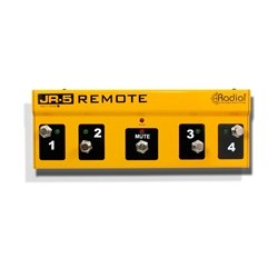 Radial Engineering JR5 Remote Foot Controller for JX44 by Radial Engineering
